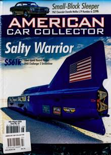 American Car Collector Magazine JUL-AUG Order Online