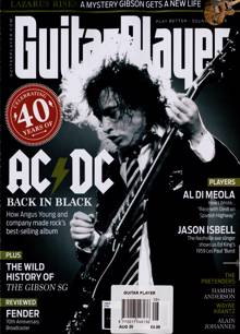 Guitar Player Magazine Issue AUG 20