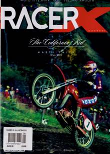 Racer X Illustrated Magazine AUG 20 Order Online