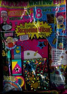 Jacqueline Wilson Magazine Issue NO 174