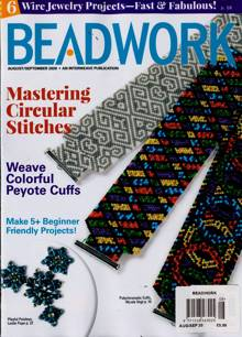 Beadwork Magazine AUG-SEP Order Online