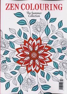Zen Colouring Magazine Issue NO 45