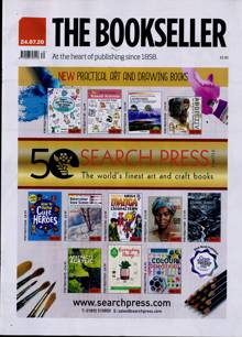 Bookseller Magazine Issue 24/07/2020