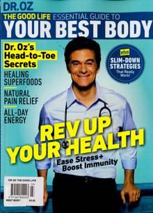 Dr Oz The Good Life Magazine BEST BODY Order Online