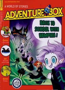 Adventure Box Magazine SEP 20 Order Online