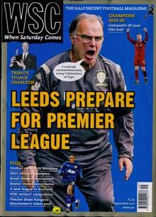 When Saturday Comes Magazine Issue SEP 20