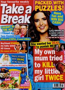 Take A Break Magazine NO 32 Order Online