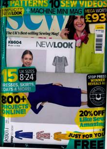 Sew Magazine Issue SEP 20