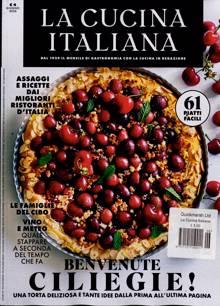 La Cucina Italiana Magazine 06 Order Online