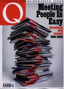 Q Magazine Magazine Issue SEP 20
