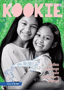 Kookie Magazine Issue 12 Order Online