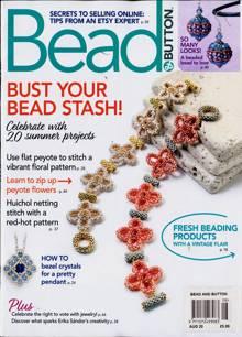 Bead & Button Magazine Issue AUG 20
