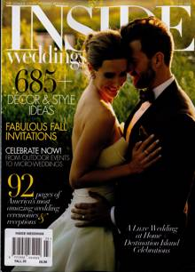 Inside Weddings Magazine FALL Order Online