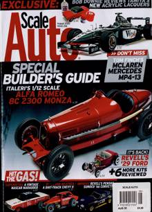Scale Auto Enthusiast Magazine Issue AUG 20