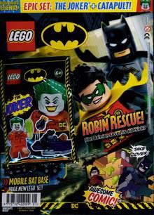 Lego Superhero Legends Magazine Issue BATMAN 9
