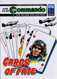 Commando Silver Collection Magazine NO 5350 Order Online