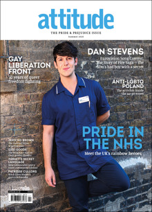 Attitude 324 - Pride In The Nhs Magazine Issue NHS
