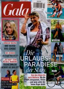 Gala (German) Magazine Issue NO 33