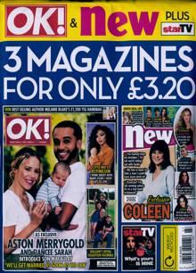 Ok Bumper Pack Magazine Issue NO 1244
