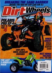 Dirt Wheels Magazine AUG 20 Order Online