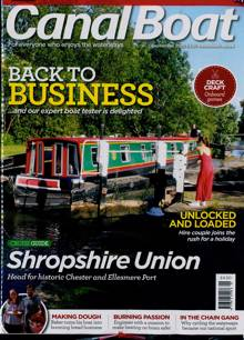 Canal Boat Magazine SEP 20 Order Online