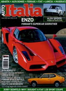 Auto Italia Magazine NO 295 Order Online