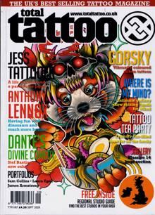 Total Tattoo Magazine SEP 20 Order Online
