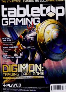 Table Top Gaming Magazine DEC 20 Order Online