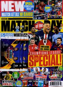 Match Of The Day  Magazine NO 608 Order Online