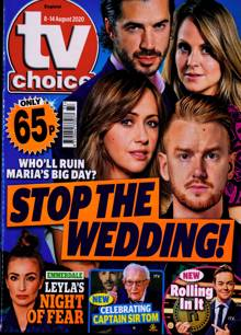 Tv Choice England Magazine NO 33 Order Online