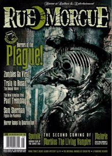 Rue Morgue Magazine 07 Order Online