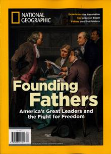 Nat Geo Founding Fathers Magazine ONE SHOT Order Online