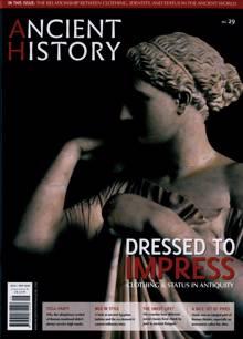 Ancient History Magazine NO 29 Order Online