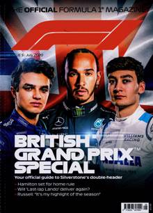 The Official F1® Magazine NO 5 Order Online