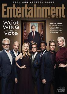 Entertainment Weekly Magazine SEP 20 Order Online
