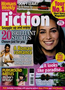 Womans Weekly Fiction Magazine OCT 20 Order Online