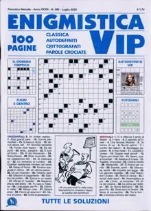 Enigmistica Vip Magazine 85 Order Online