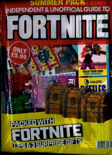 Fortnite Summer Special Pack Magazine Issue 2020