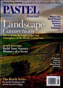 Pastel Journal Magazine AUG 20 Order Online