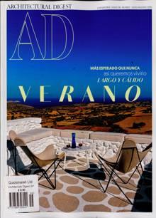 Architectural Digest Spa Magazine NO 158 Order Online