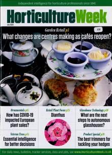 Horticulture Week Magazine 07 Order Online