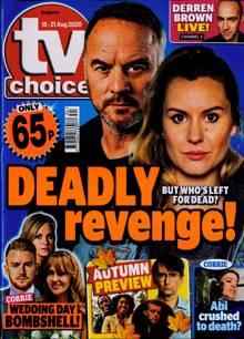 Tv Choice England Magazine NO 34 Order Online