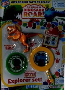 Dinosaur Roar Magazine Issue NO 9