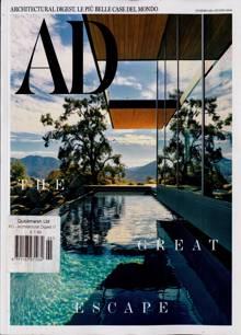 Architectural Digest Italian Magazine NO 465 Order Online