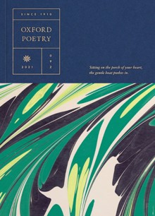 Oxford Poetry Magazine Issue 92 Order Online