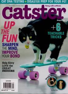 Catster Magazine SEP-OCT Order Online