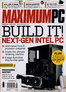 Maximum Pc Magazine AUG 20 Order Online