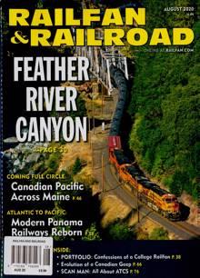 Railfan & Railroad Magazine AUG 20 Order Online