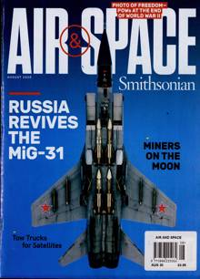Air And Space Magazine AUG 20 Order Online