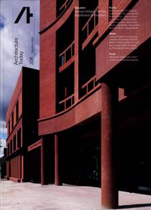 Architecture Today Magazine 06 Order Online